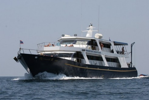M/V Mermaid 2  Liveaboards Main Image