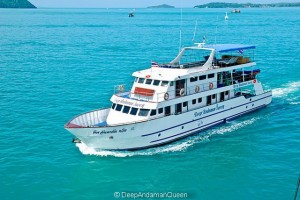 M/V Deep Andaman Queen  Liveaboards Main Image
