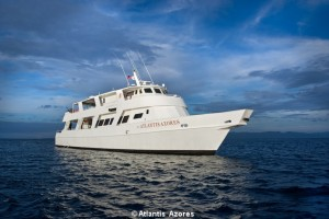 MV Atlantis Azores  Liveaboards Main Image